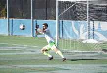 fodboldtræner, målmand