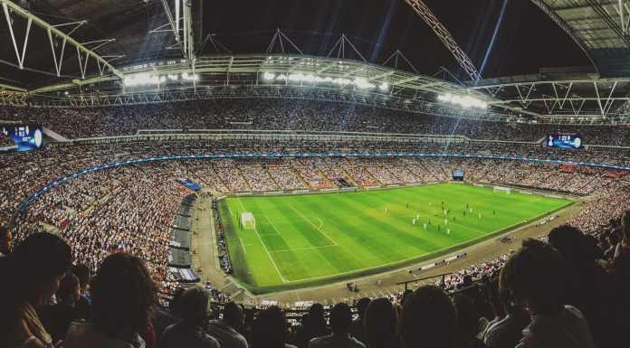 fodbold, stadion, topkamp, internationalt