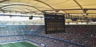 stadion, fodboldkamp