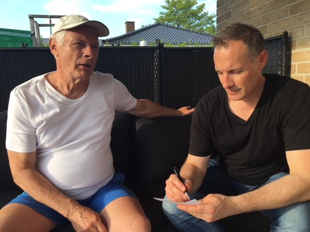 Heinz Hildebrandt og Mark Hildebrandt