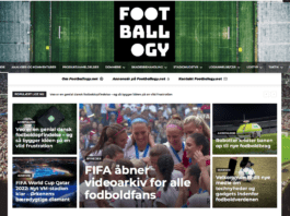 footballogy.net screen dump