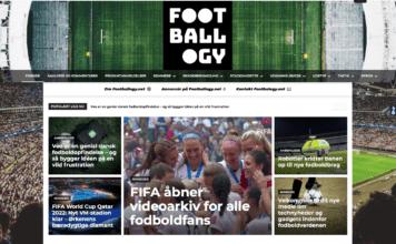 footballogy.net screen dump